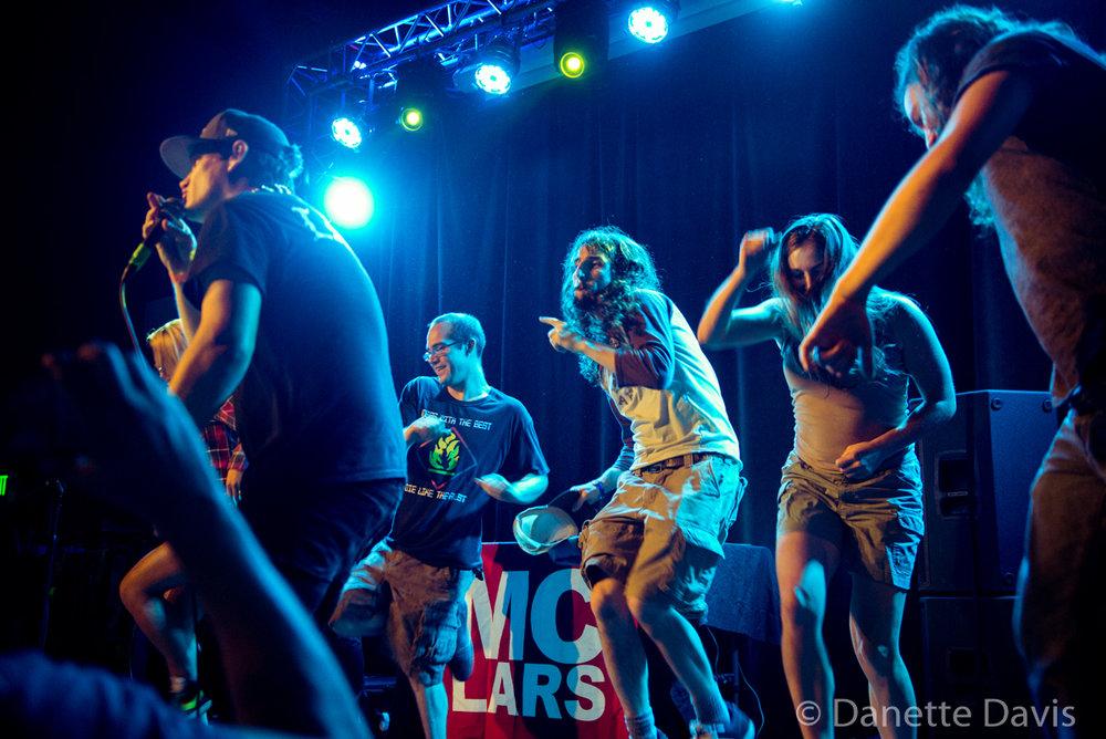 MC Lars, Nectar Lounge,  2017