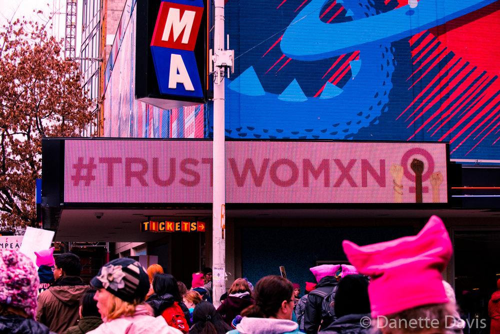 Womxn Seattle 2018