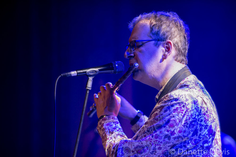 Theo Travis, Soft Machine, Triple Door, Seattle, 2019