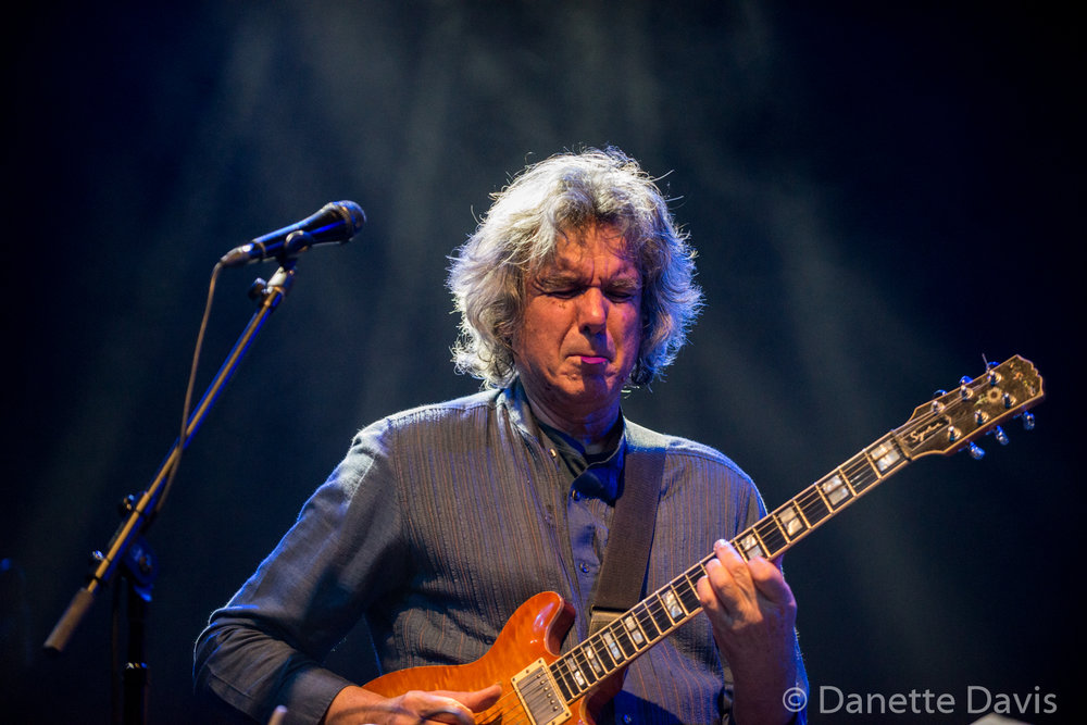 John Etheridge, Soft Machine, Triple Door, Seattle, 2019
