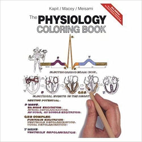 Partner to the anatomy coloring book, this book is also very detailed and incredibly informative. Very helpful!