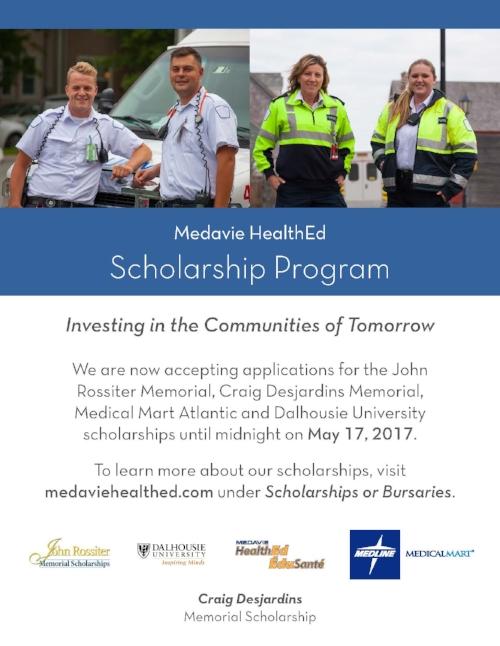 20170413-Medavie HealthEd Scholarship Poster-V2.jpg