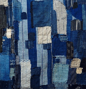 Vintage Boro fabric