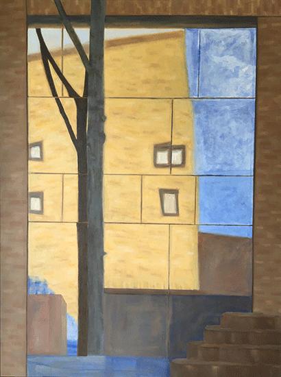 Landscape in process