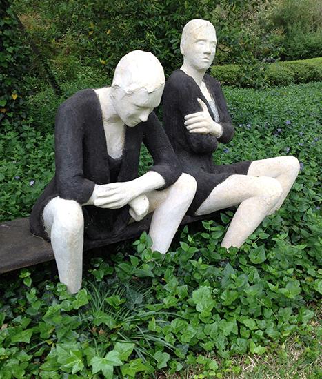 Deborah Ballard sculpture