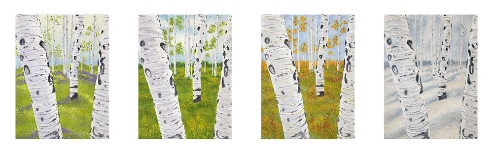 Aspen Four Season series              ©nancgordon