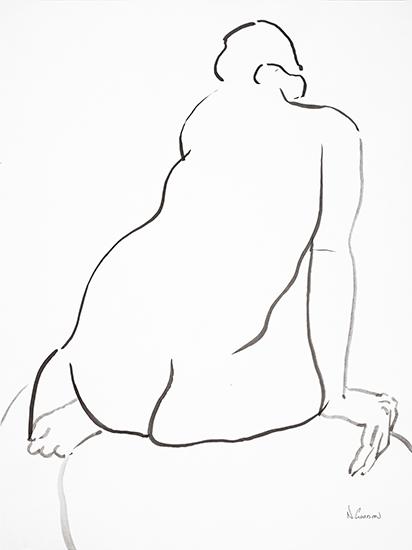 Seated Nude       ©nancgordon