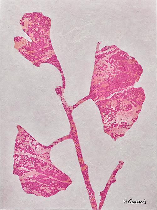 Pink Quartz Ginko