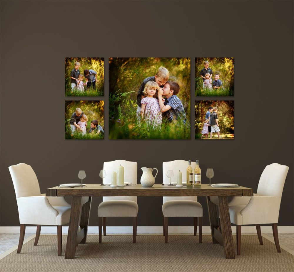 Your favourite images showcased as wall-art!