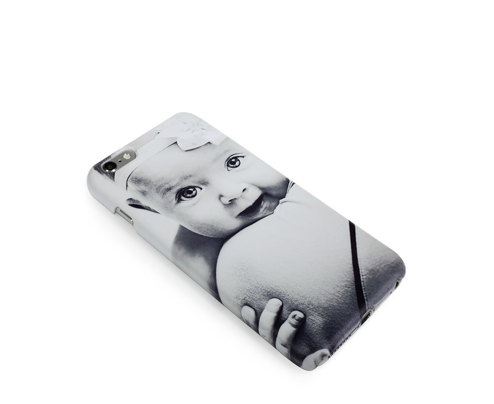 Tell us 3 friends - and you will get your very own personalised phone cover!