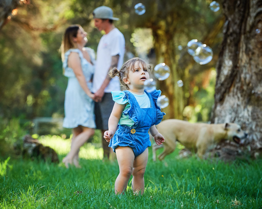 bubbles kids photography perth south of the river