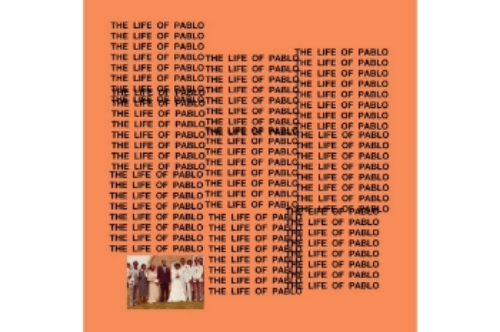 Original album cover of The Life of Pablo (although a few alternative covers have since been leaked).