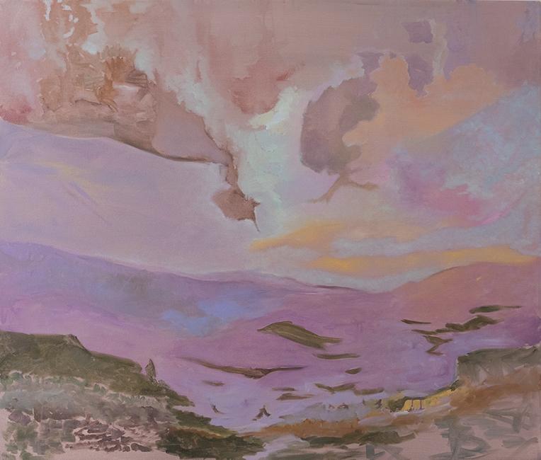 Stirring of Dawn (sold)