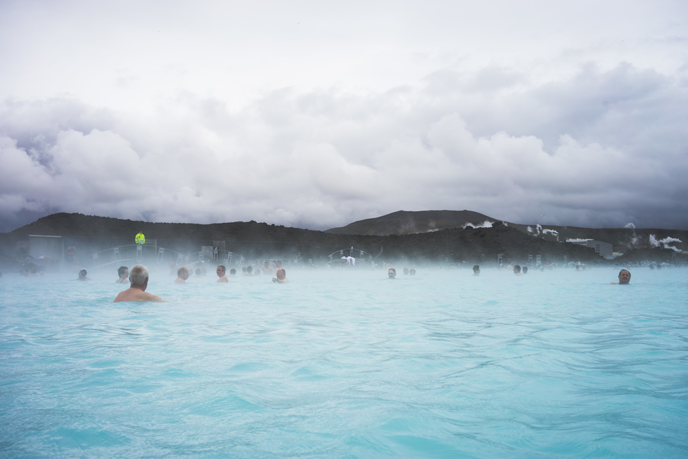 Blue Lagoon Spa.  Photo courtesy of Dan Nguyen - https://flic.kr/p/nRp7Gc