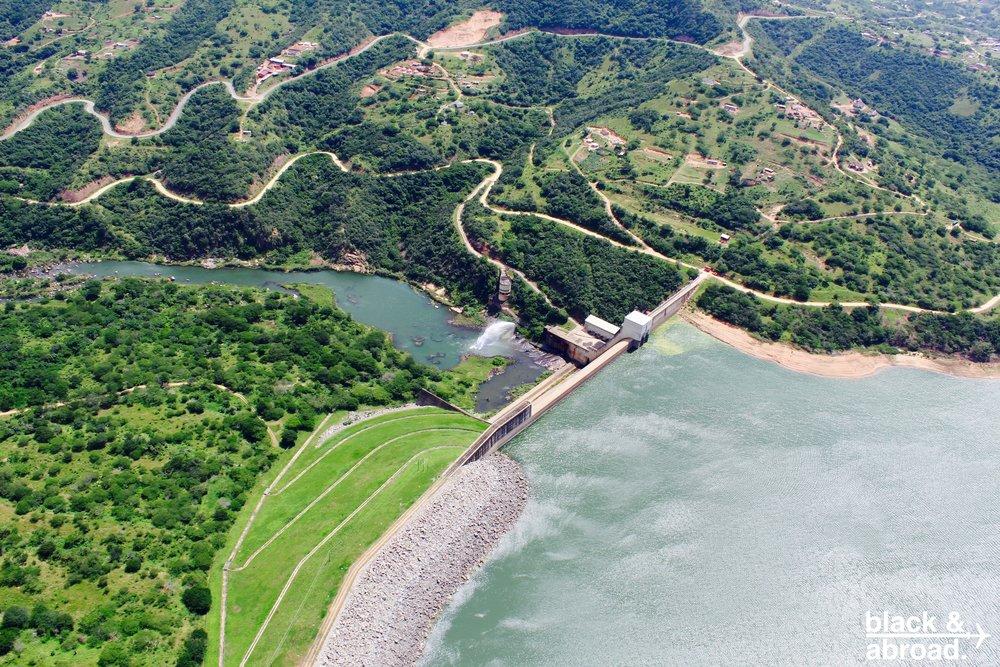 Inanda dam