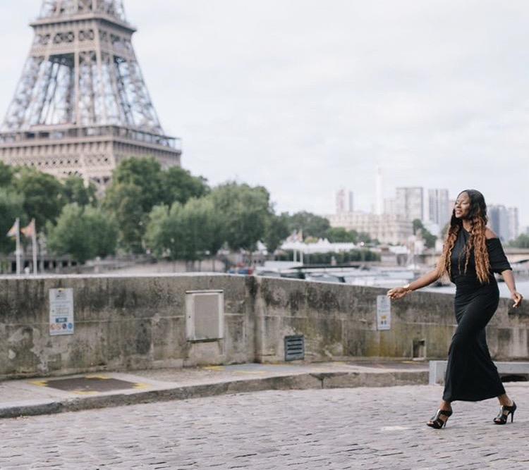 August, 2016 in Paris, France.