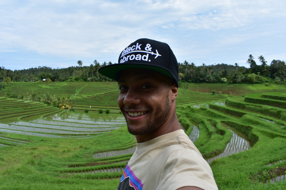 I got lost in Bali and found myself in the most amazing set of rice terraces I've ever seen.