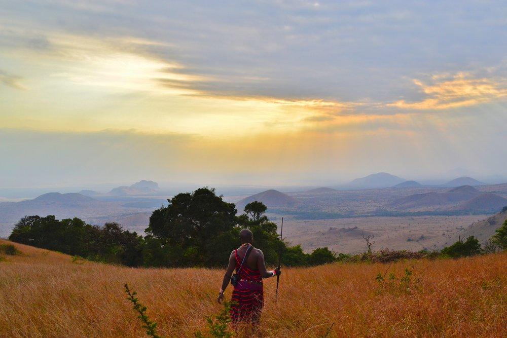 Chyulu Hills,Kenya