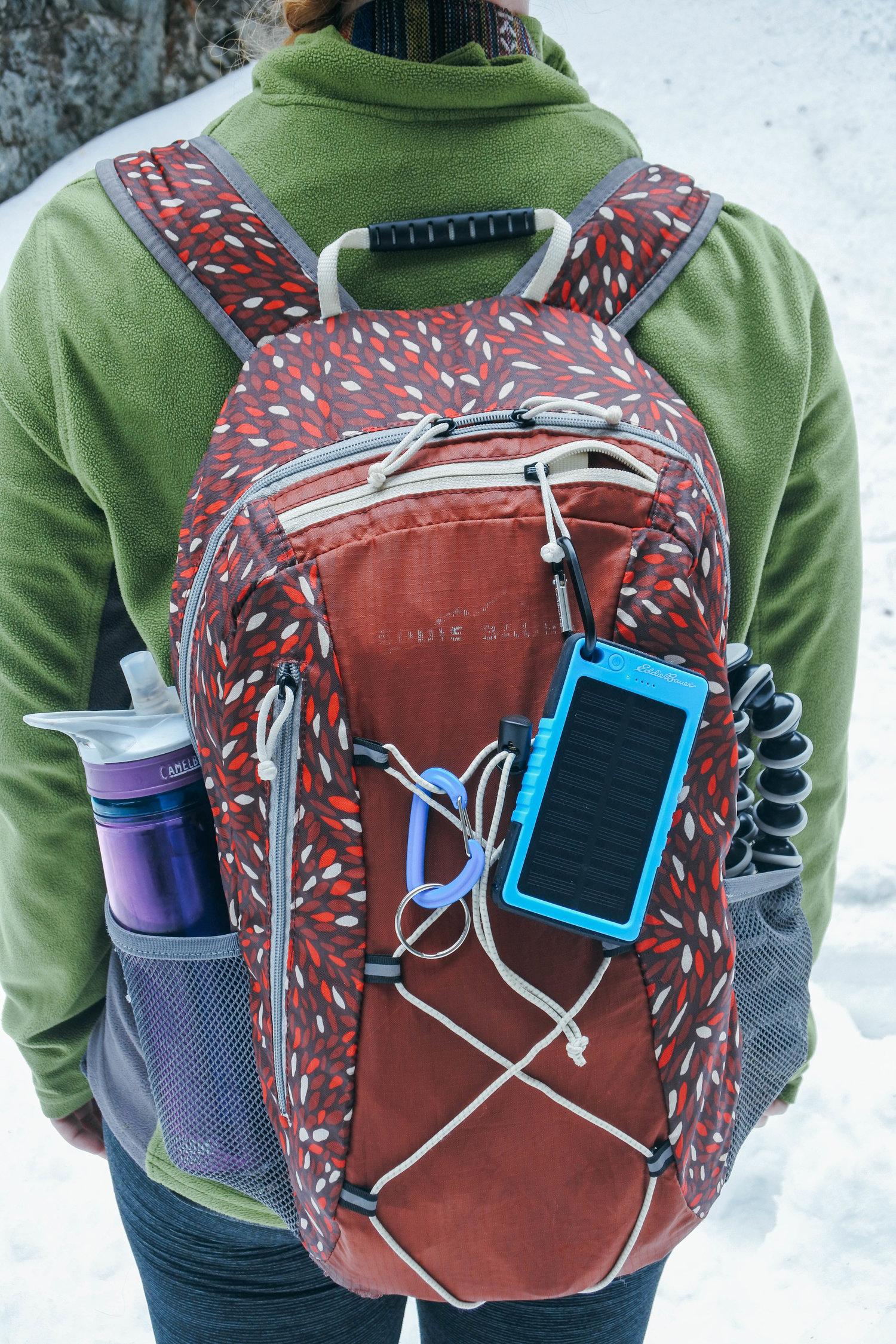 Ed Bauer Stowaway Packable Daypack — colorado wandering