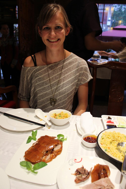 Peking Duck in Beijing