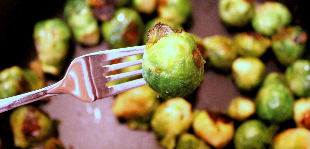 The less sugar you eat, the more your taste buds will enjoy the natural flavor of fruits and vegetables, including these delicious  Sautéed Brussels Sprouts