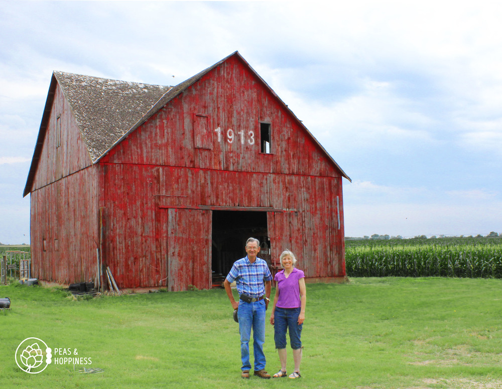 Lee and Margaret Scheufler, risk mitigation extrodinaires