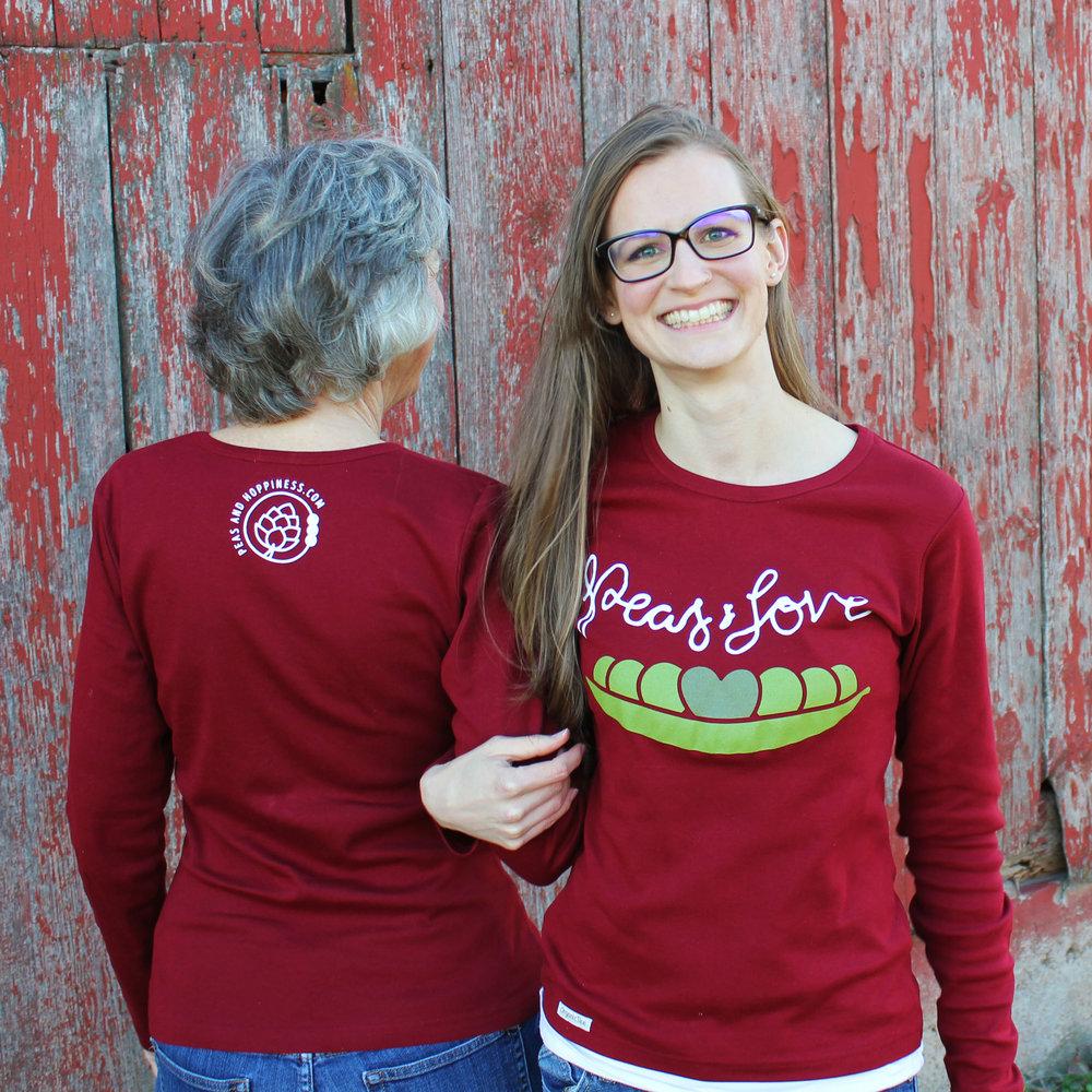 &  Fair Trade Certified shirts