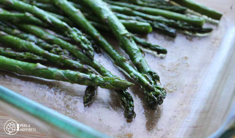 Roasted Asparagus : so easy, so healthy, so delicious