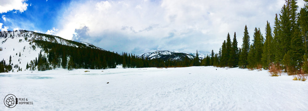 I haven't been to the mountains in months and I didn't get to climb a 14-er this year. I'm a little sad, but I don't feel guilty - because I've been learning to prioritize.