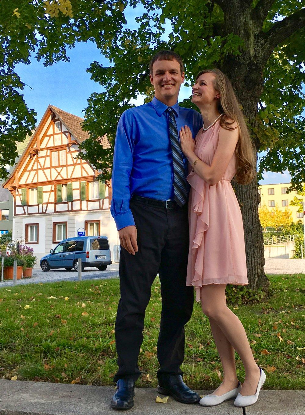 Brian & Sandra's Wedding in Germany, September 2017