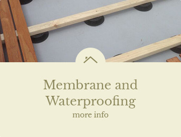 Membrane and waterproofing