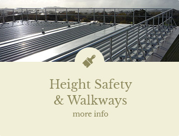 Height and safety walkways