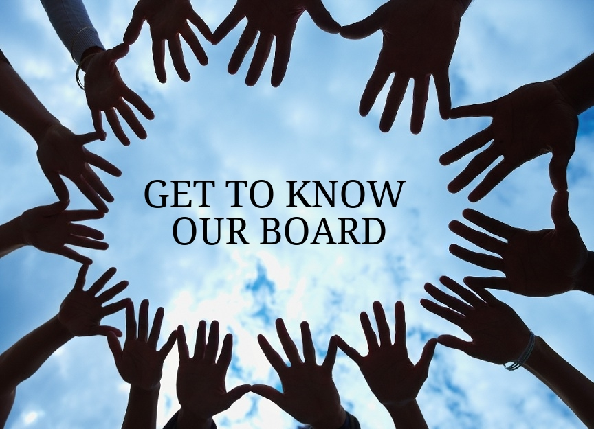More about each board member and how they contribute to the cause.
