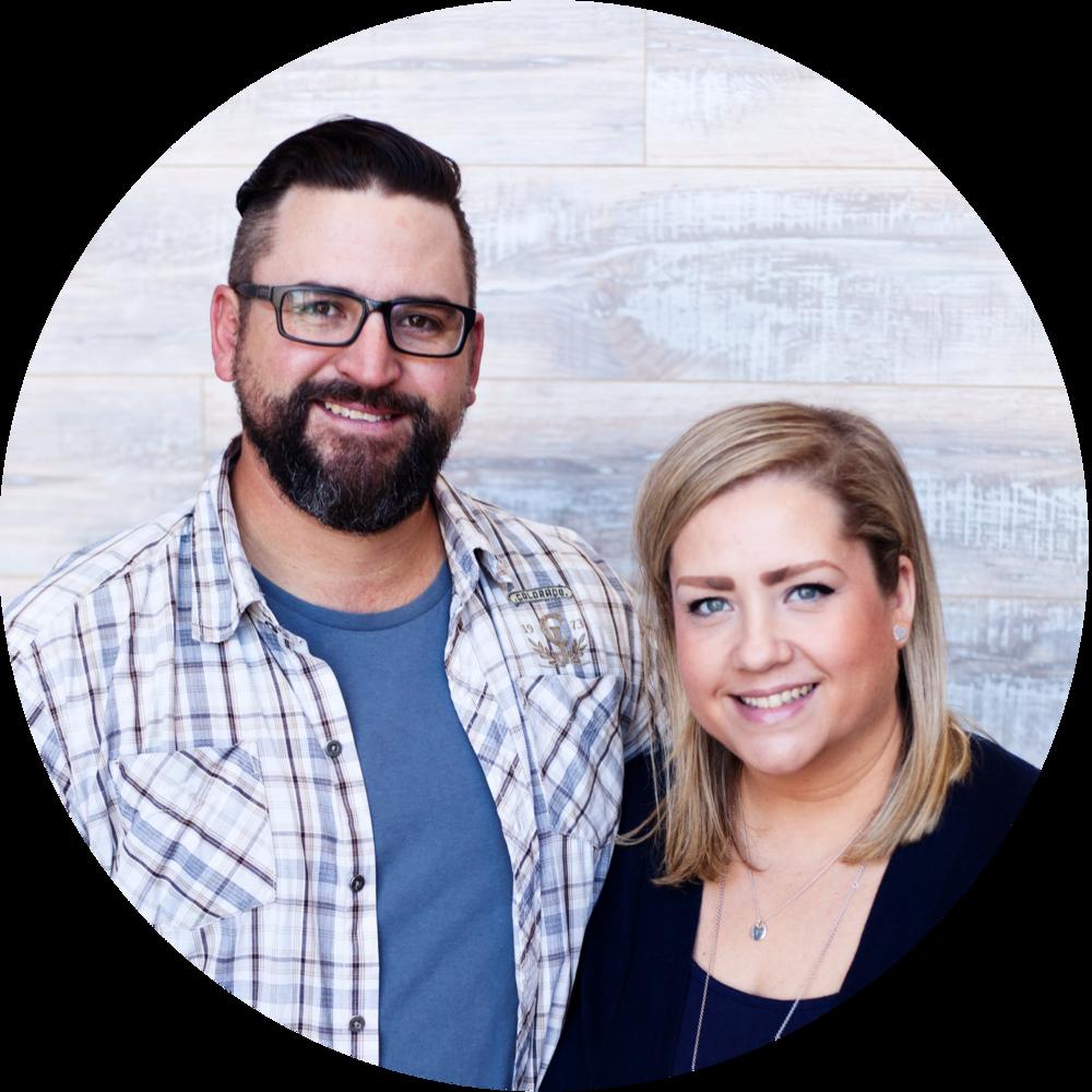 Executive Pastors Steve & Andrea Allison