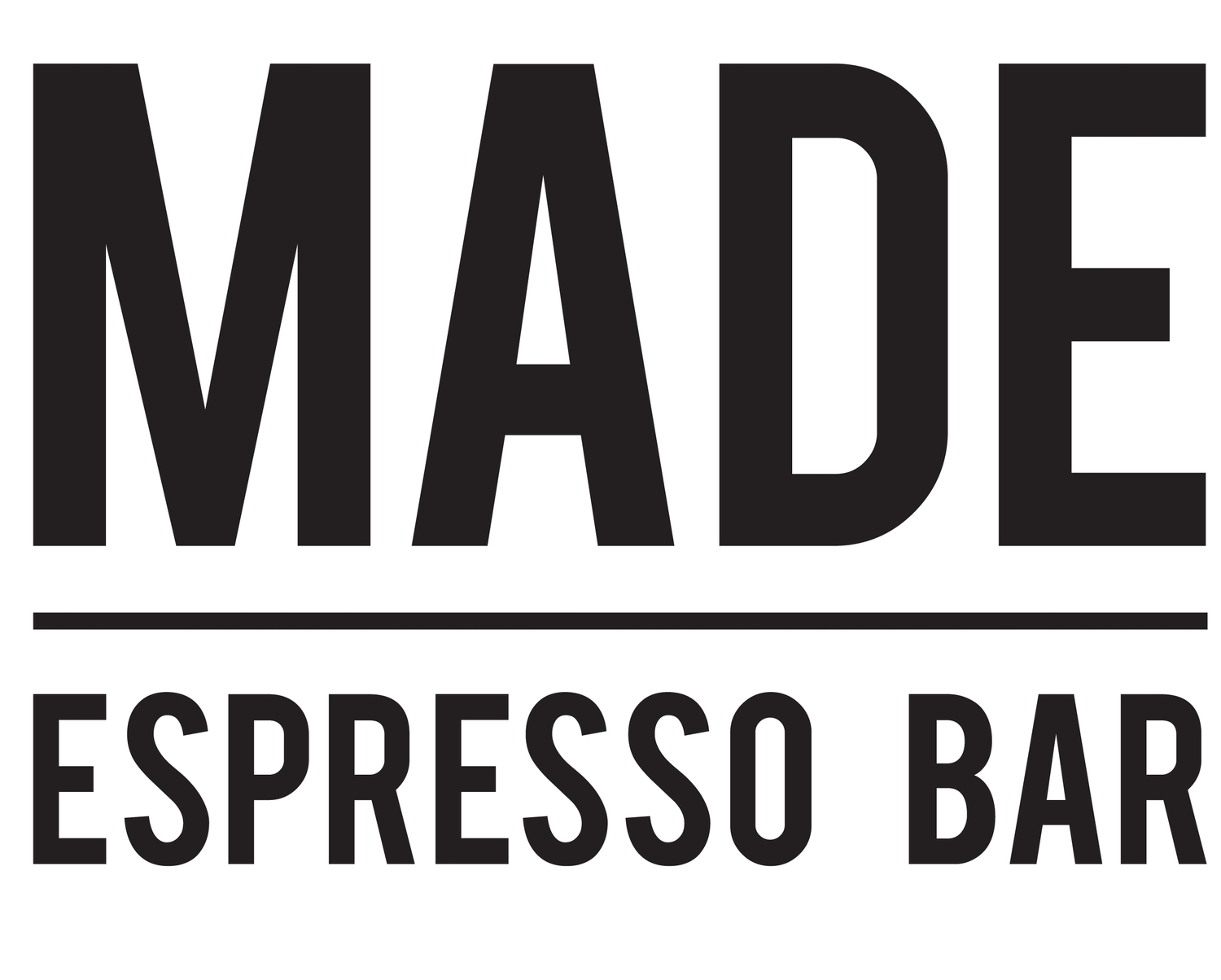 Made Espresso Bar