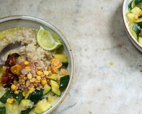 Heidi Swanson's Turmeric + Lemongrass Paste