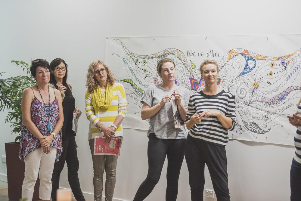 Jodie Kearns: Artist Extraordinnaire