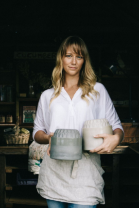 Aysha from Kinfolk and Co.