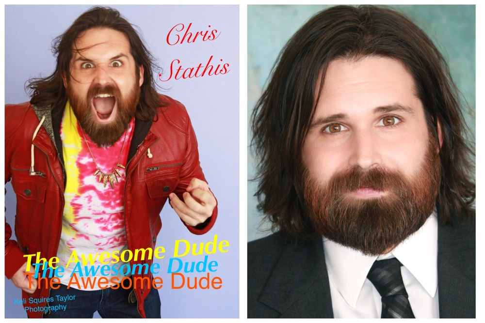 Chris Stathis - The Awesome Dude