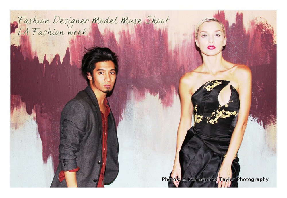 Designer & Muse LA Fashion week