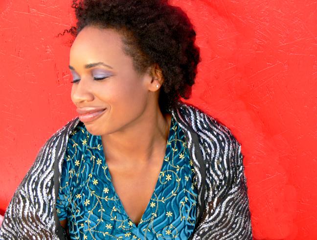 Portrait Singer / Actress -Charlene Modeste