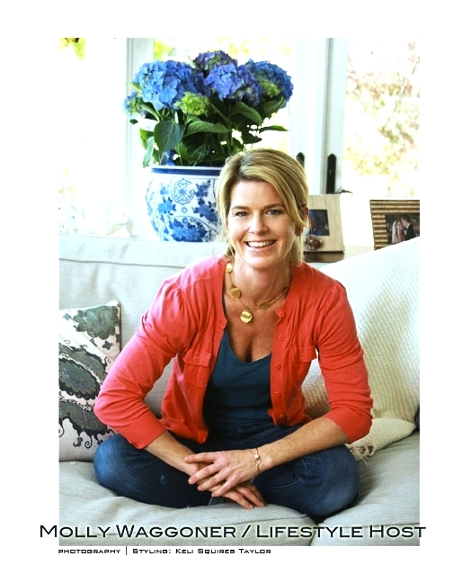 Lifestyle Host Molly Waggoner