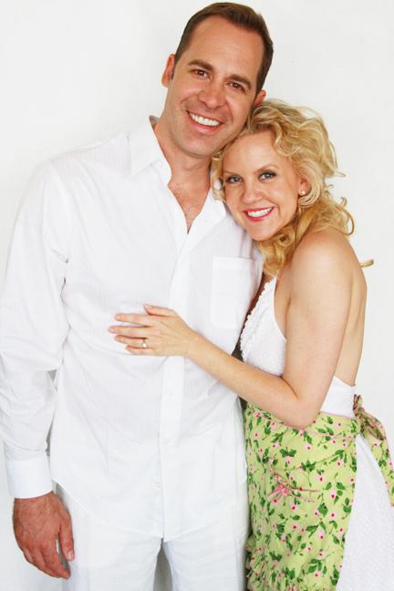 Engagement Portrait of Todd & Sue Nasca