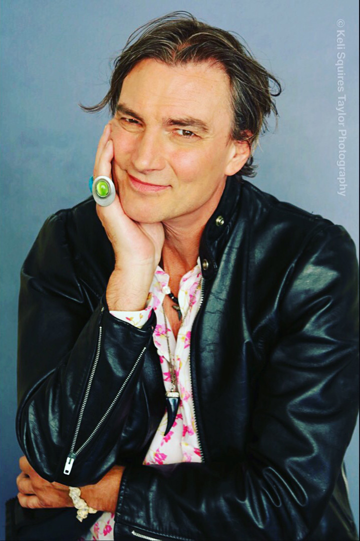 Clive Ashburn headshot by Keli Squires Taylor Photography