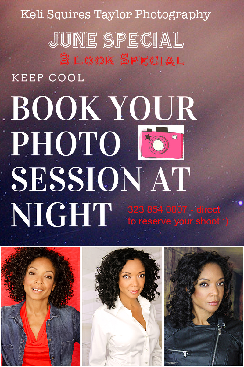 BOOK YOUR 3 look SHOOT NOW! :) - Keep cool & get shots that BOOK! :D