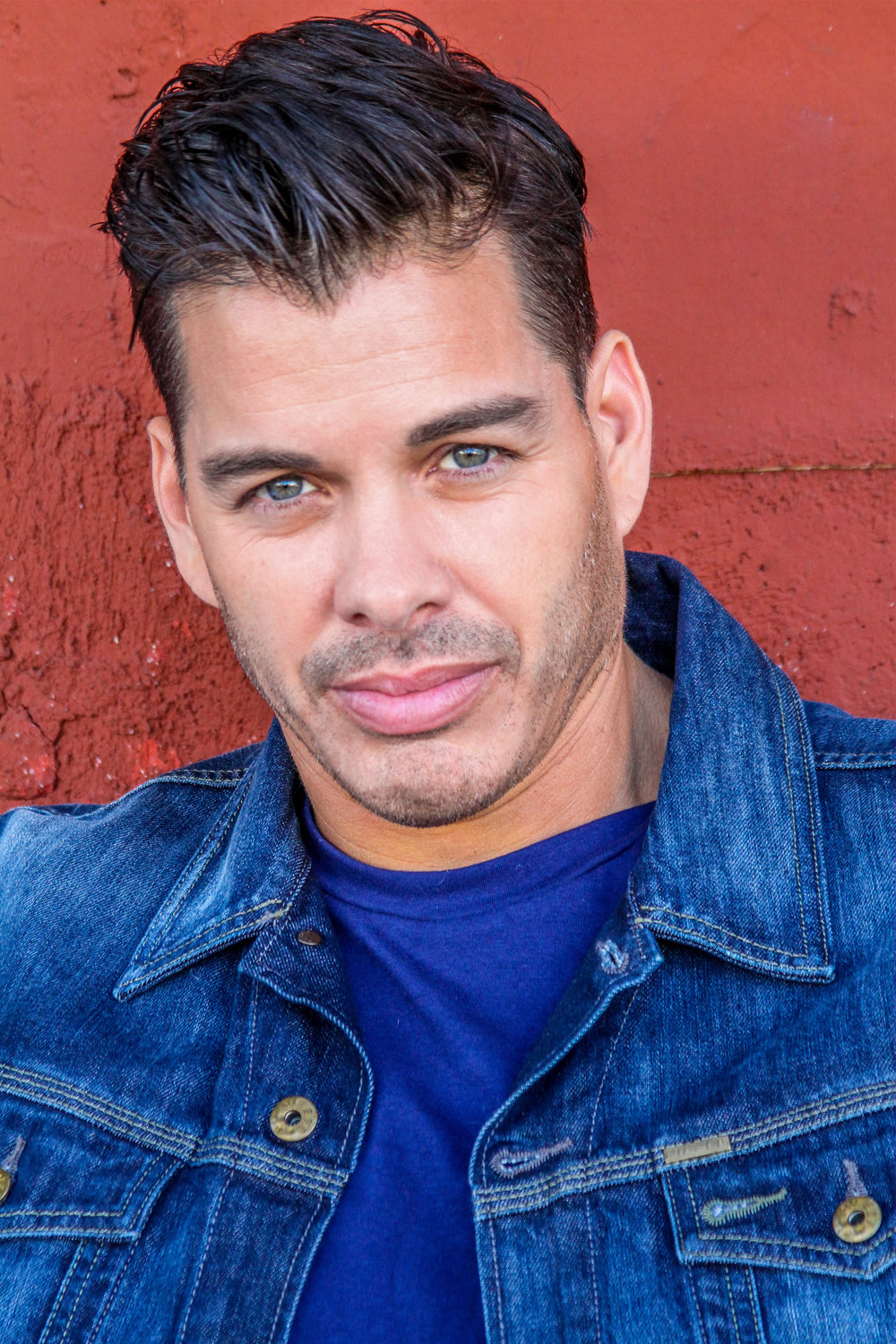 PHOTOS have been up a couple of weeks & I've had five auditions!-Scott Hamm -