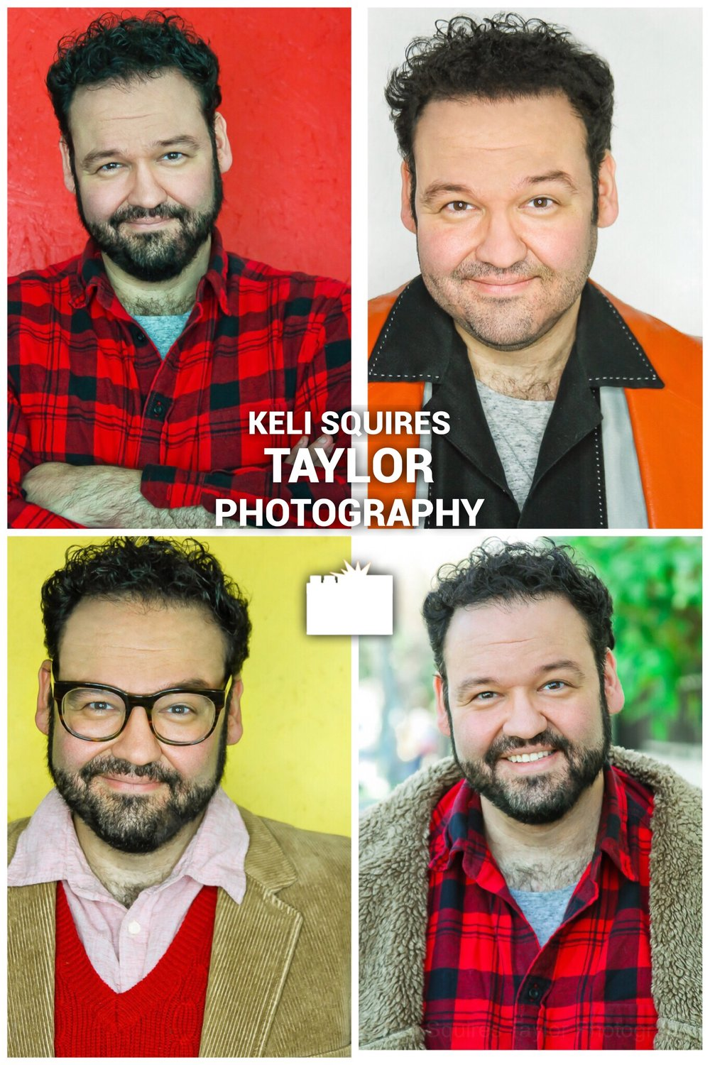 Commercial Shots of the fabulous CHRIS HILL  © Keli Squires Taylor Photography