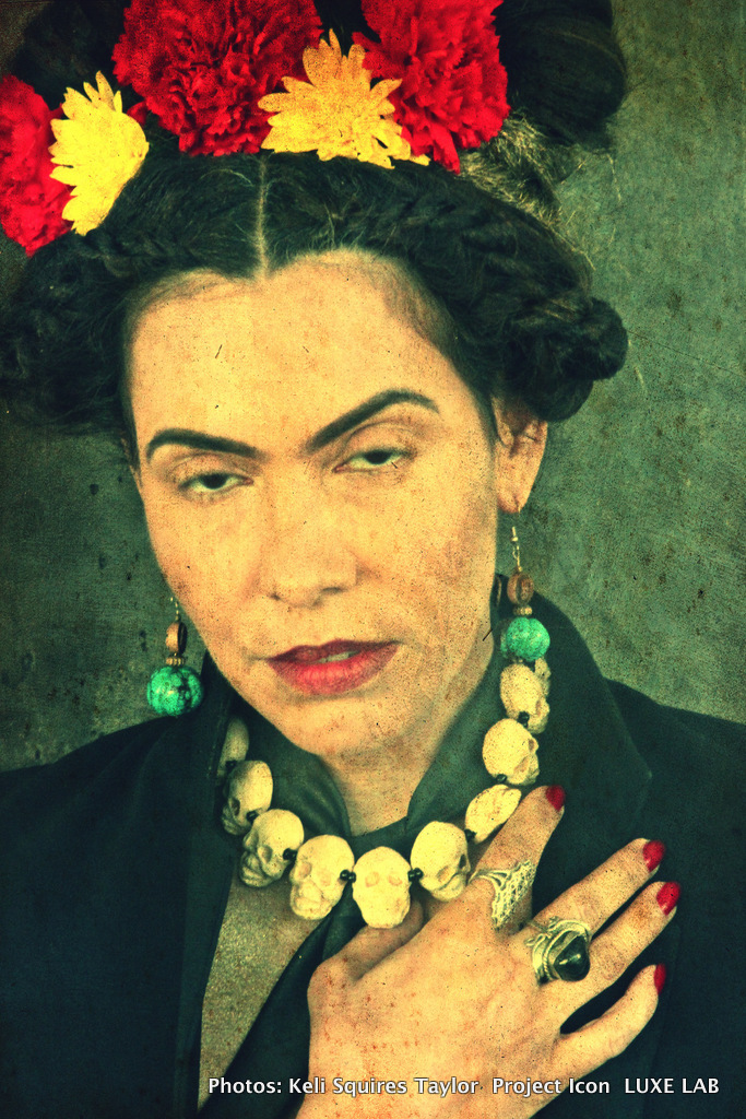 Project Icon editorial _Frida Kahlo