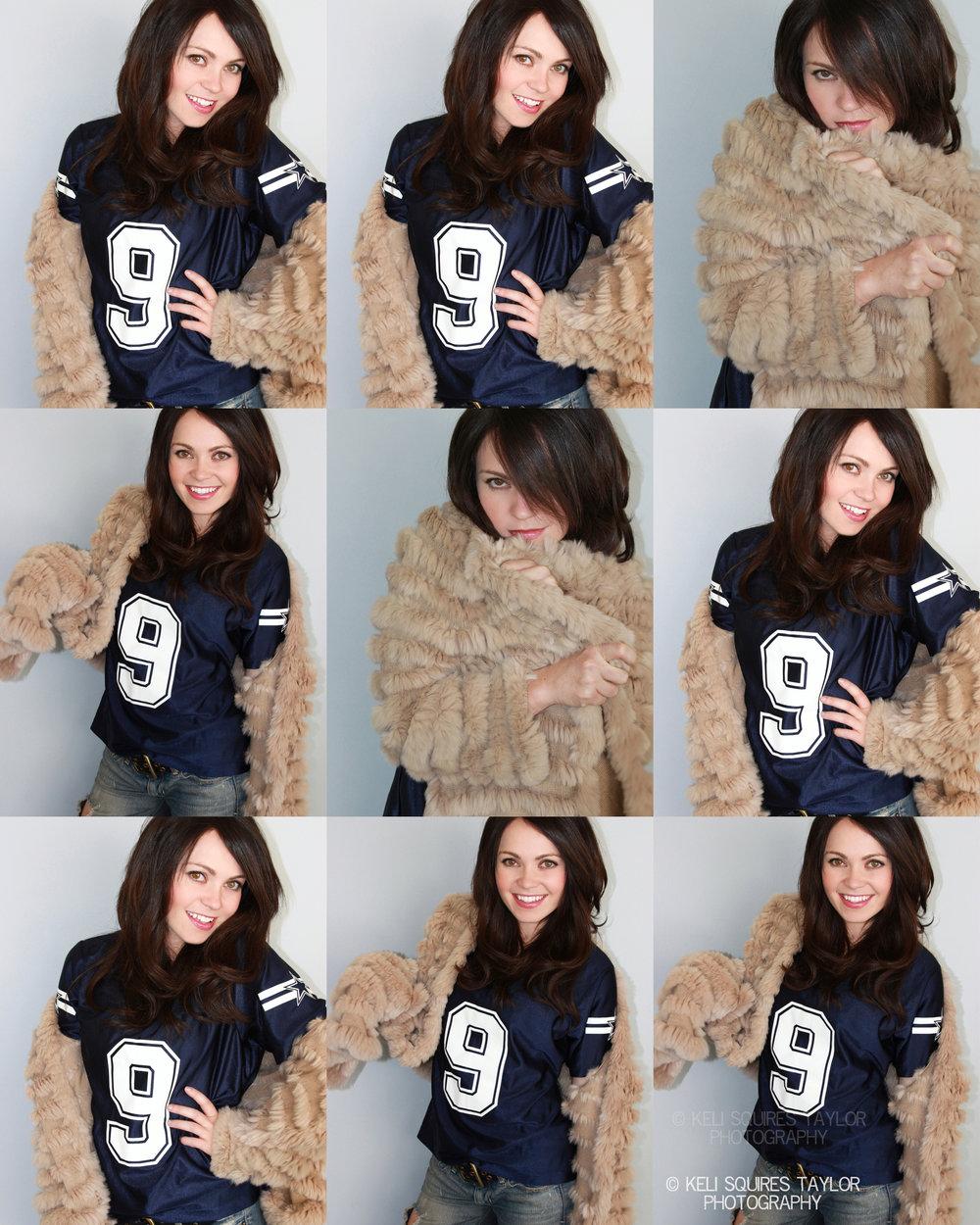 Portraits of Host / actress Lauren Kelly