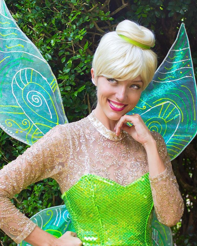 Leave a little sparkle wherever you go ✨ . . . .  #alohacharacters #tinkerbell #hawaii #maui #oahu #princess #dream #magic #inspire #create #kids #inspirechildren #magical #cosplay #party #schools #birthdaypartyideas #kidspartyplanning #princesscreation #superhero #princessparty #superheroparty #characterdesign #hero #heroinyou